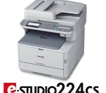 Toshiba 224cs Colour MFP, Photocopier and Printer